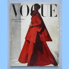 Vogue magazine - 1947 - January